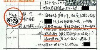 """【報ステ】『森友文書』新たに""""食い違い""""浮上"""
