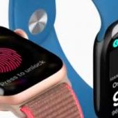 2021年発売のApple Watch Series 7はTouch ID搭載か