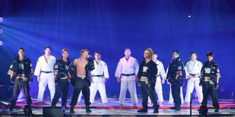 EXILE THE SECOND、日本柔道界とステージで共演